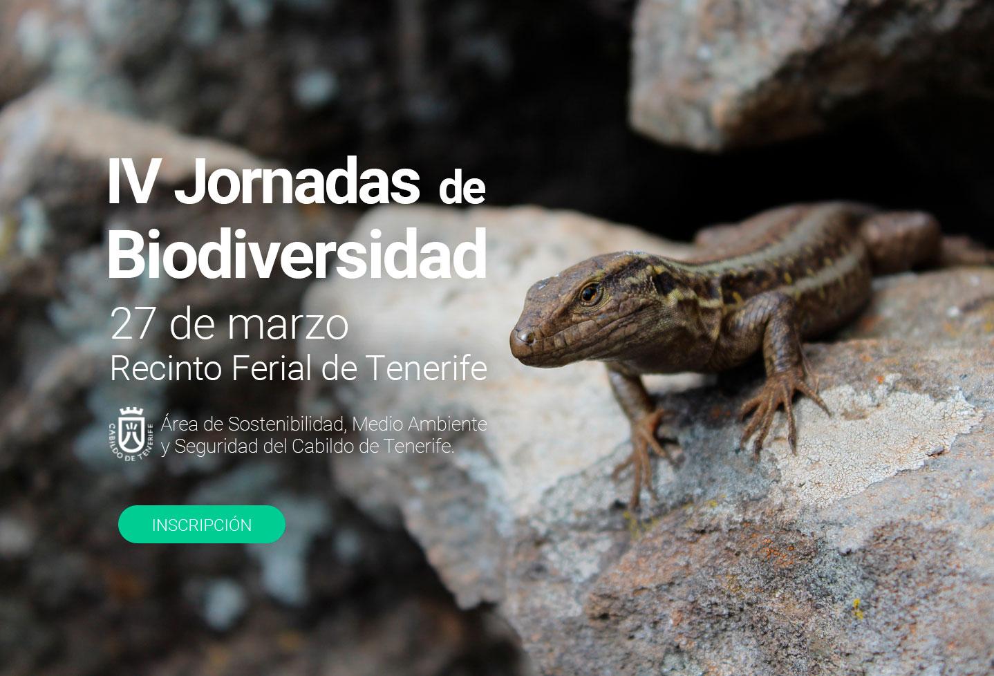 cuartas jornadas de biodiversidad